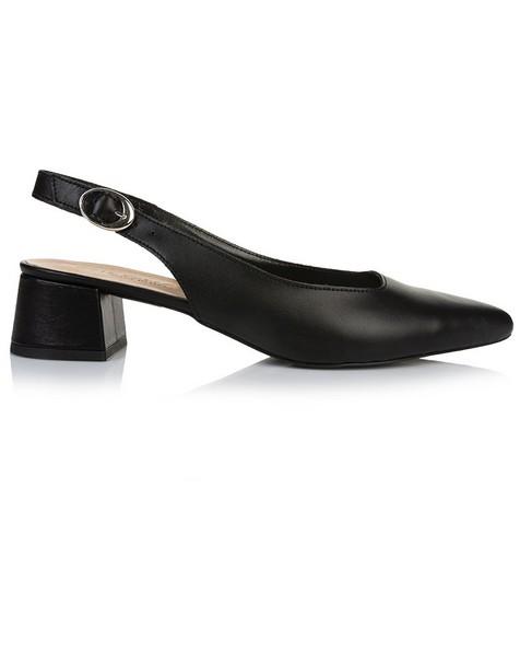 Rare Earth Ladies Cleo Heel -  black