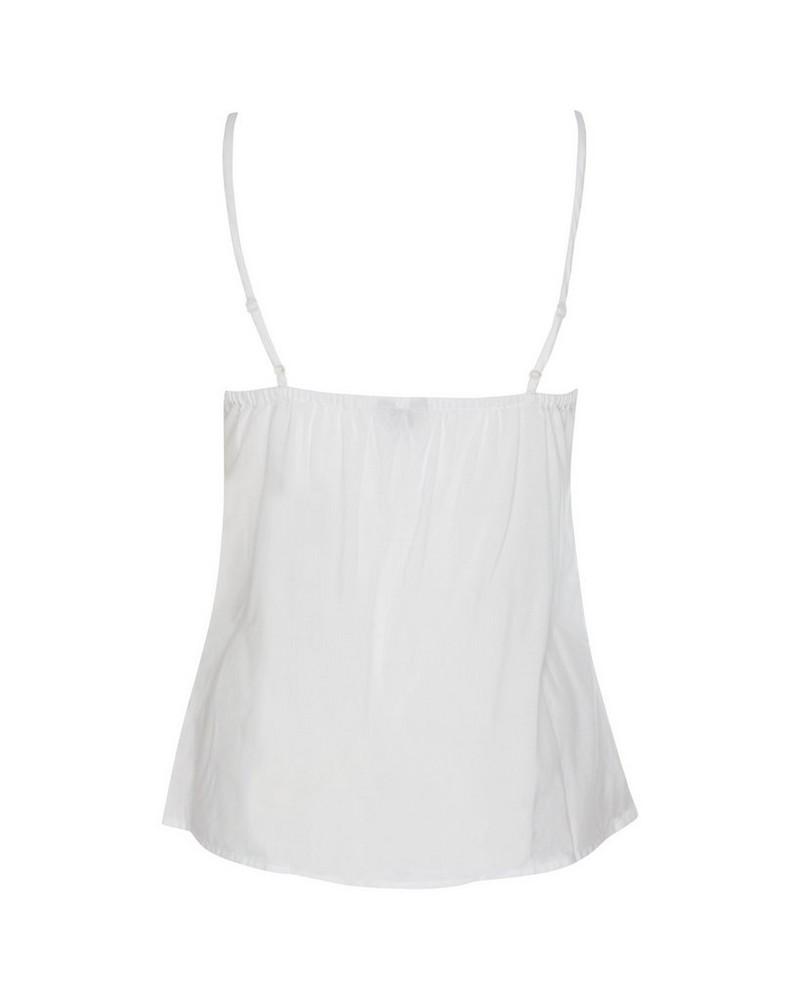 Cami Slip Top -  white