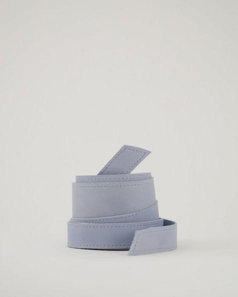 Tammy Waist Tie Belt -  lightblue