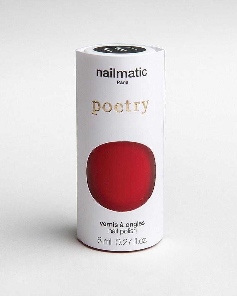 Nailmatic Dita Nail Polish -  red