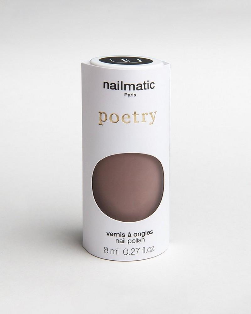 Nailmatic Alaia Nail Polish -  grey