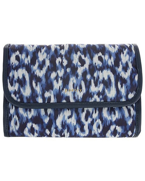 Estelle Cosmetic Bag -  blue