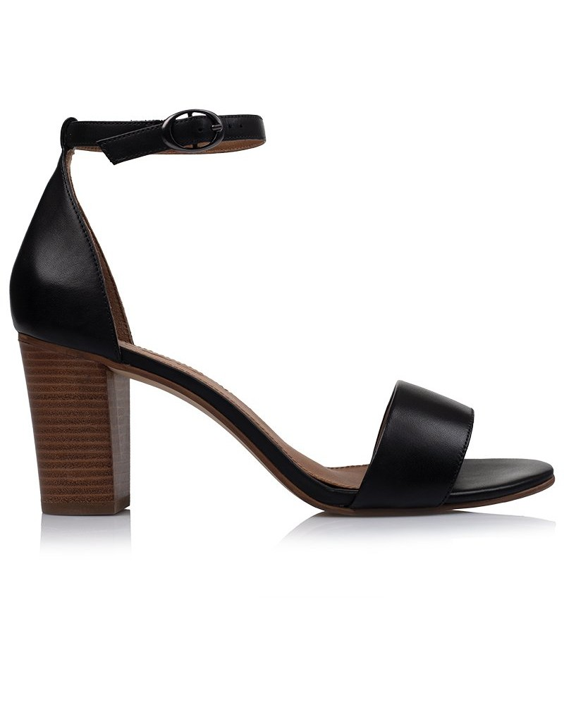 Rare Earth Kris Sandal (Ladies) -  black