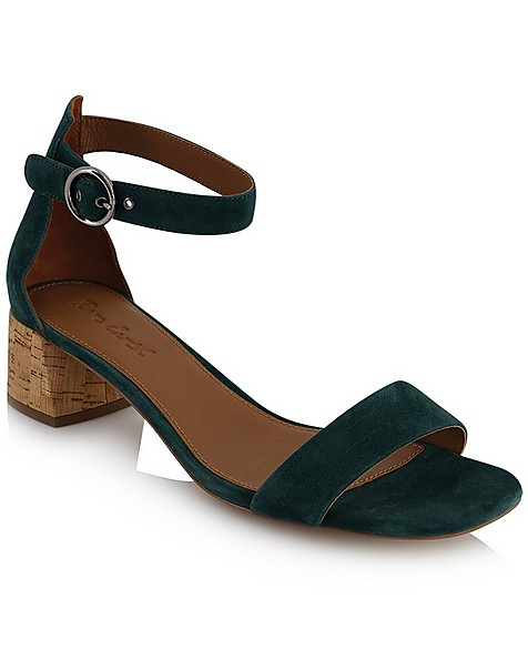Rare Earth Aubrey Sandal (Ladies) -  emerald