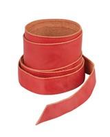 Tammy Waist Tie Belt -  red-pink