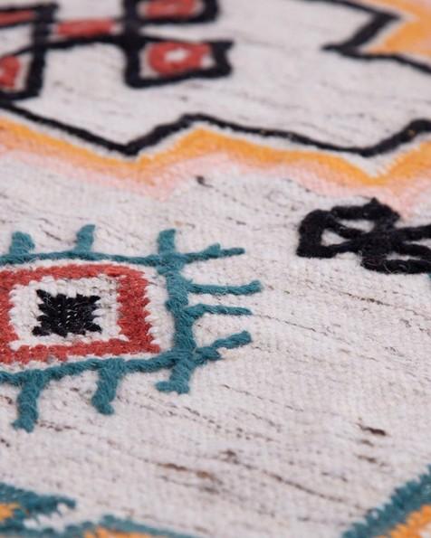 Sunbaked Moroccan Wool Rug -  assorted