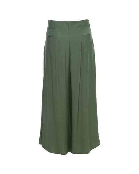 Glory Wide Leg Pants -  green