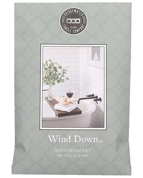 Wind Down Fragrance Sachet -  assorted