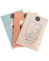 3-Pack Bridgewater Scented Sachets -  assorted