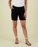 Landon Bermuda Shorts -  black