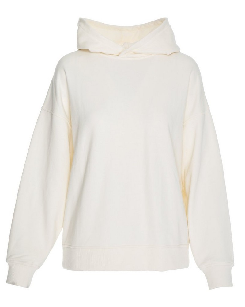 Kalila Hooded Sweat -  milk