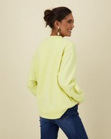 Mila Sweater -  yellow