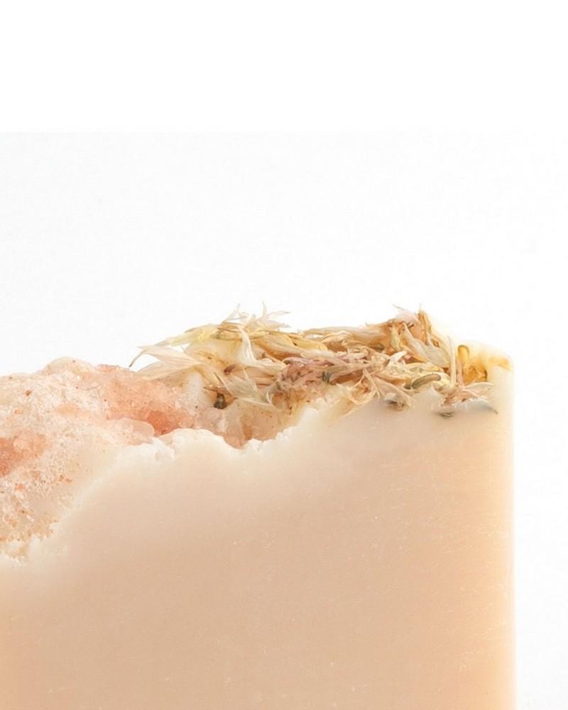 Jonk Himalayan Pink Clay & Lavender Soap -  pink