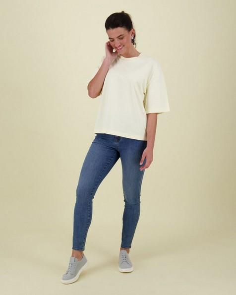Camari Oversized T-Shirt -  yellow