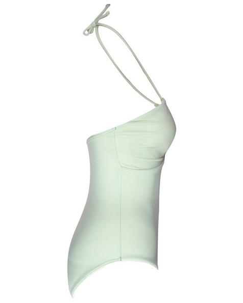 Bliss One-Piece Swimsuit -  mint