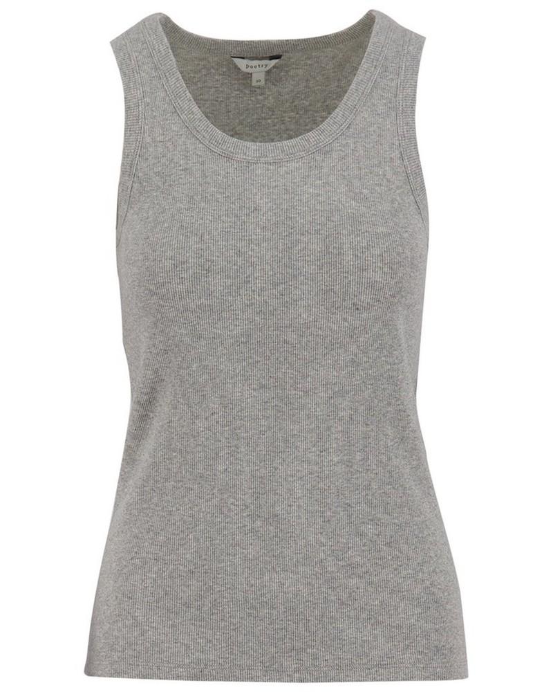 Alise Tank Top -  grey