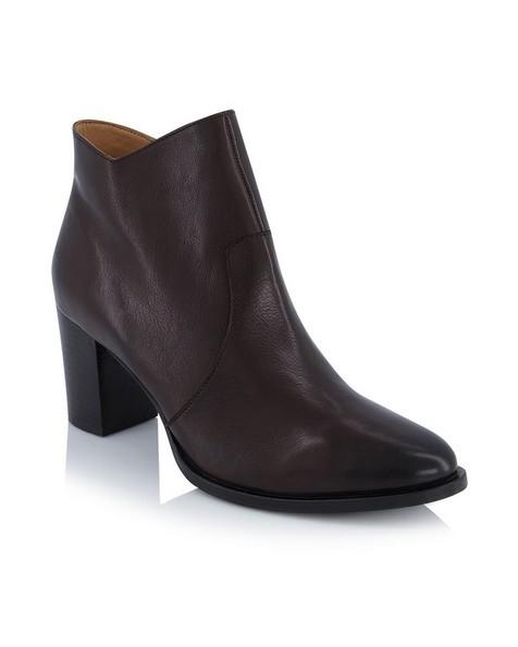 Caris Boot -  chocolate
