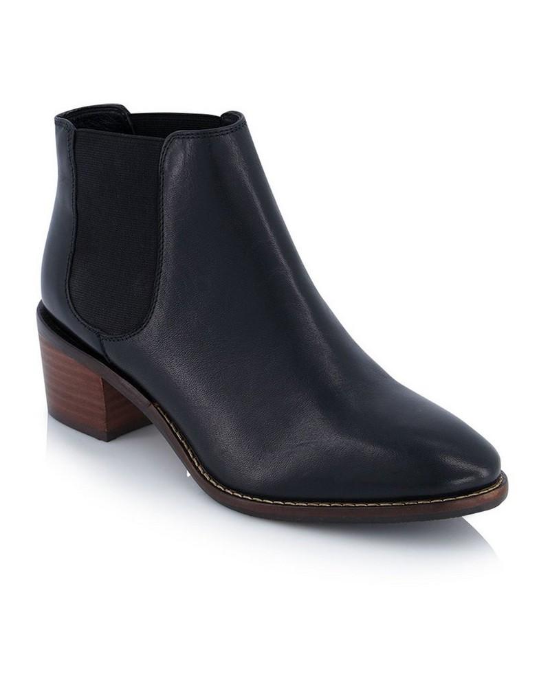 Fan Boot -  black