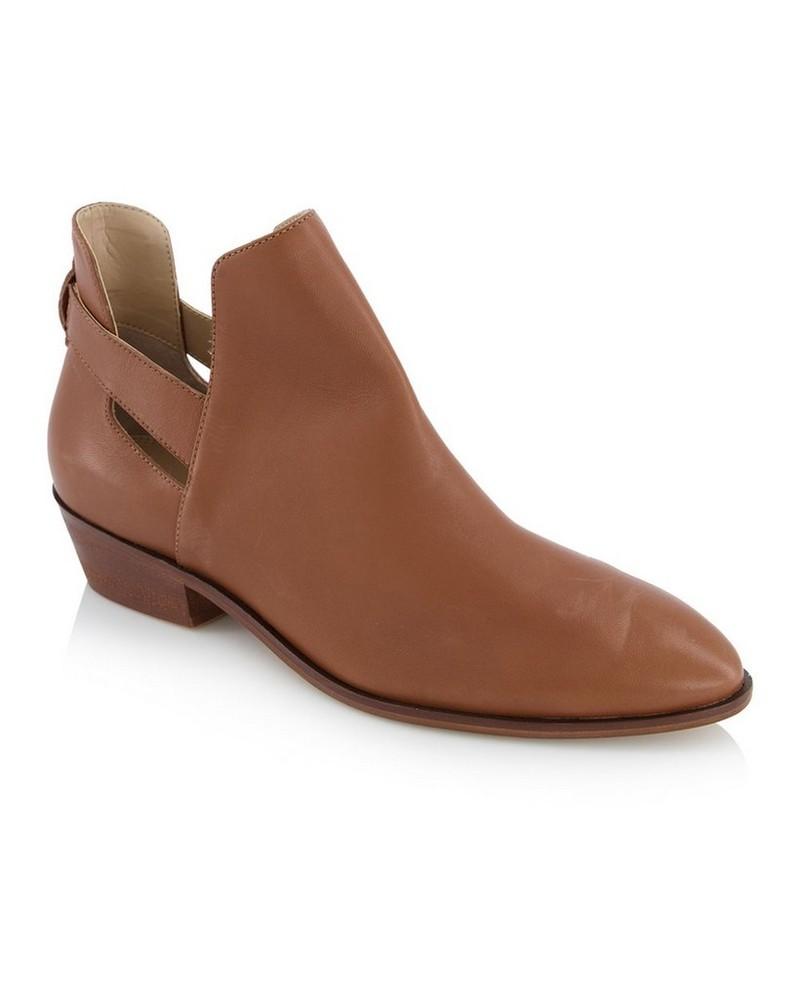 Kiera Boot  -  tan