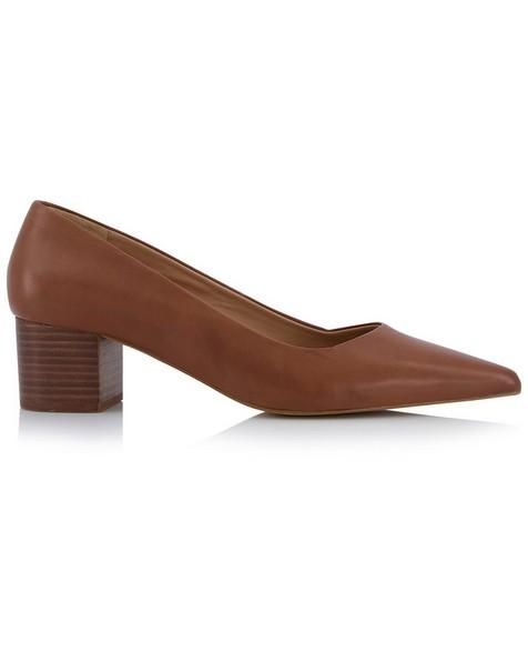 Lily Shoe -  tan