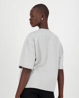Camari Oversized T-Shirt -  grey