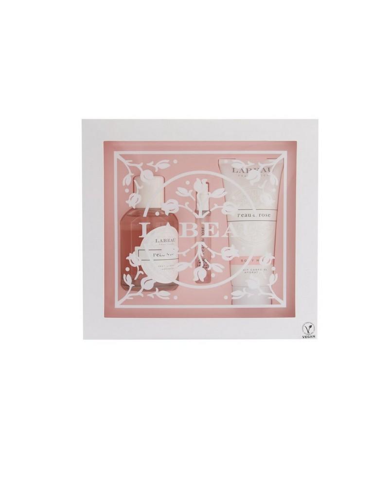 LaBeau Rose Giftset -  pink-milk