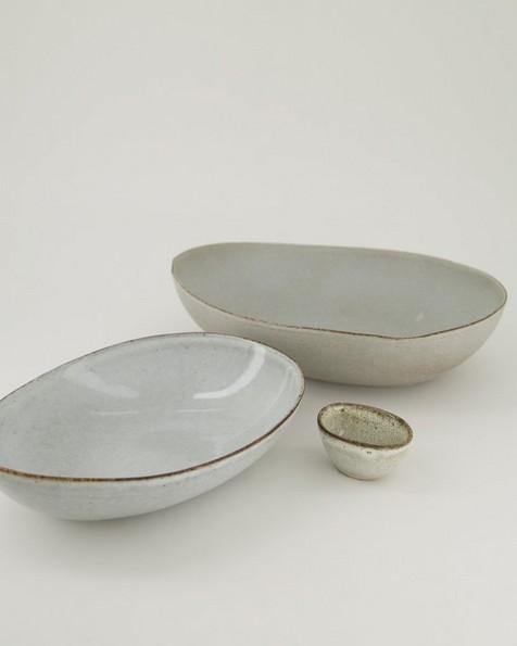 Yumi Dipping Bowl  -  cream