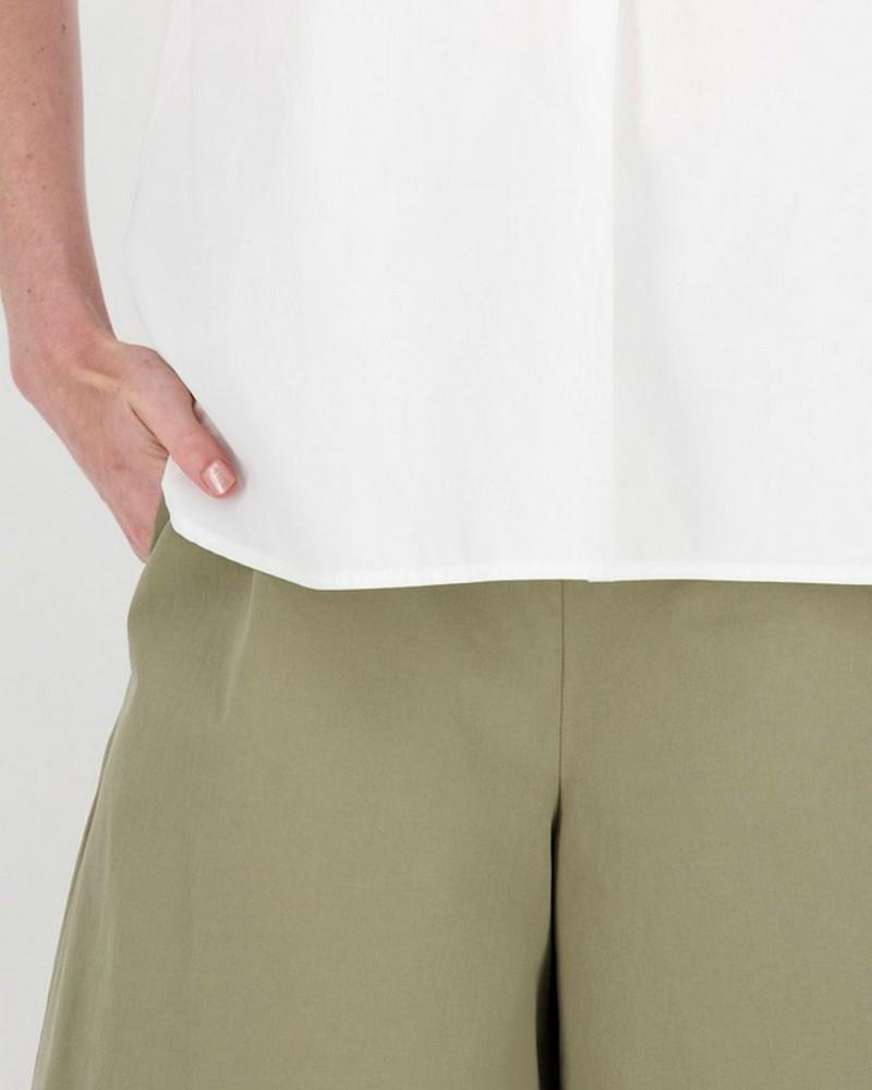 Freya Oversized T-Shirt -  white