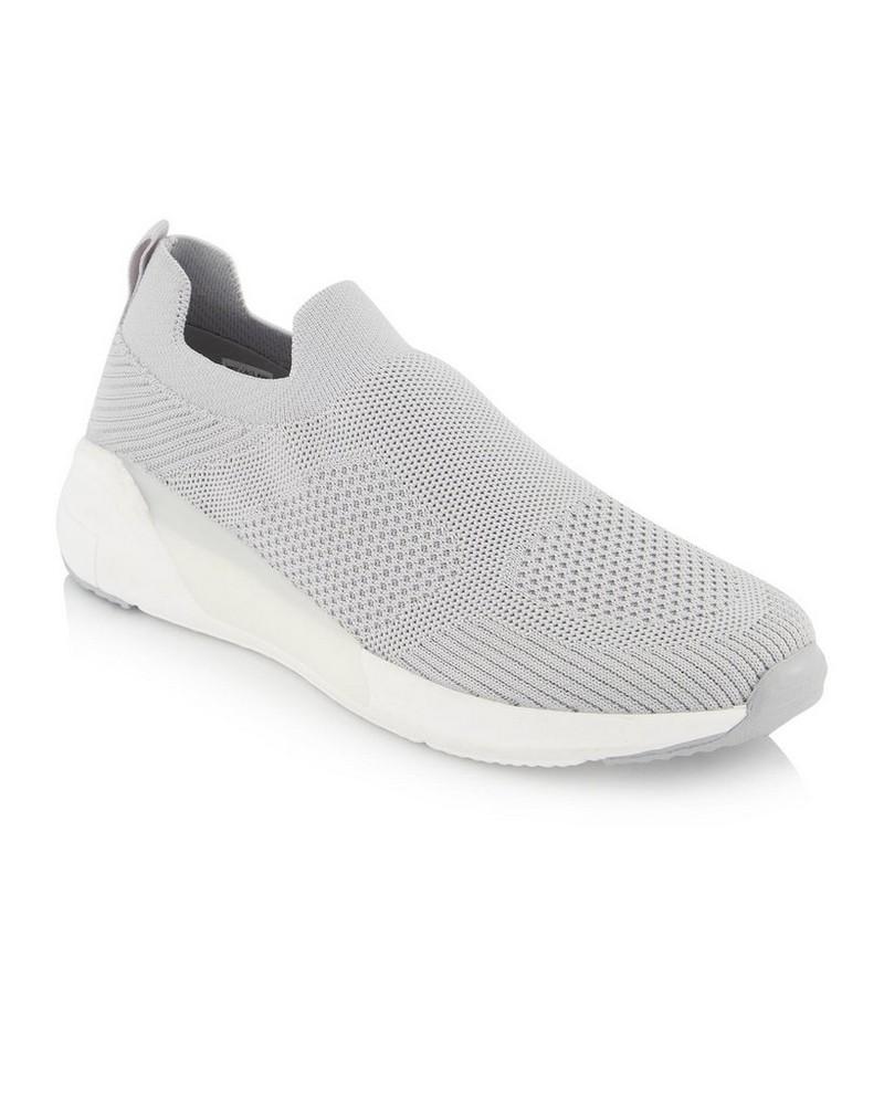 Ella Sneaker  -  light-grey