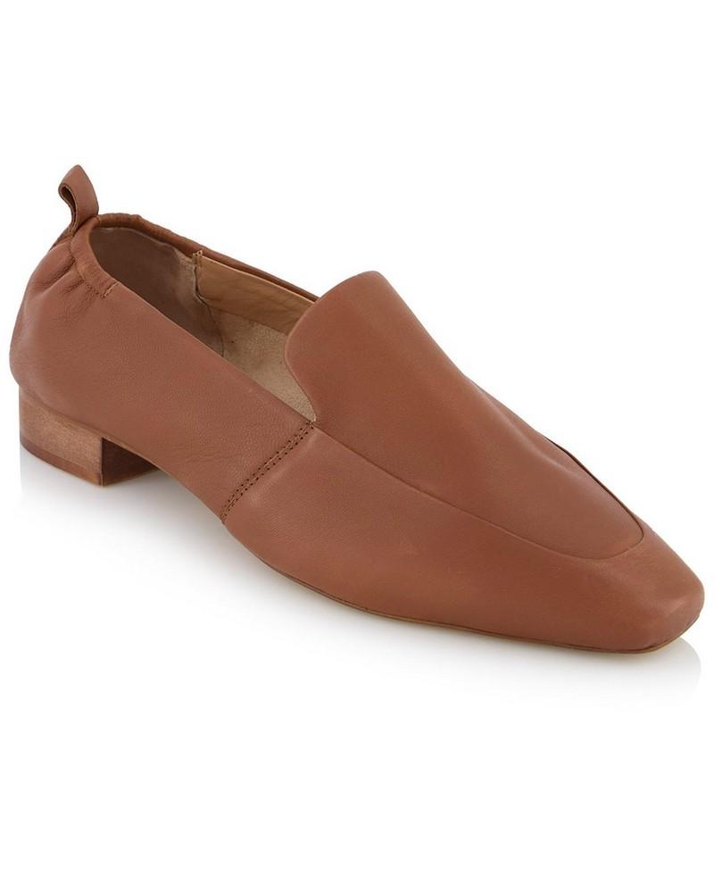 Lillian Shoe -  tan