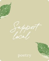 Gift Card – Support Local -