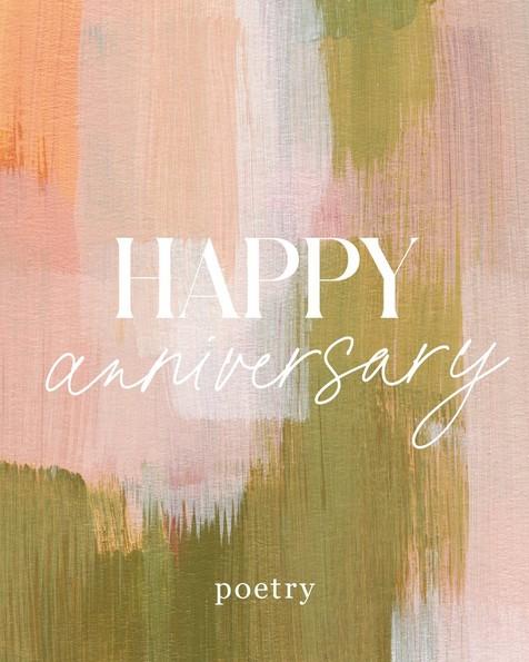 Gift Card - Happy Anniversary -