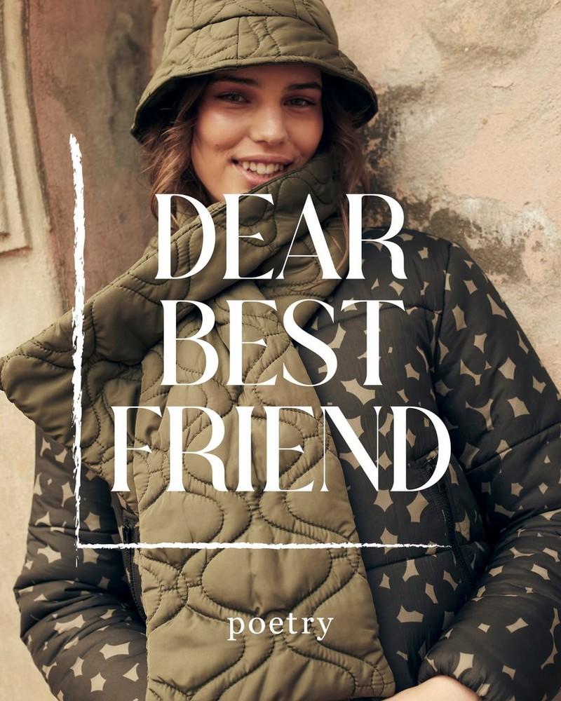 Gift Card - Dear Best Friend -