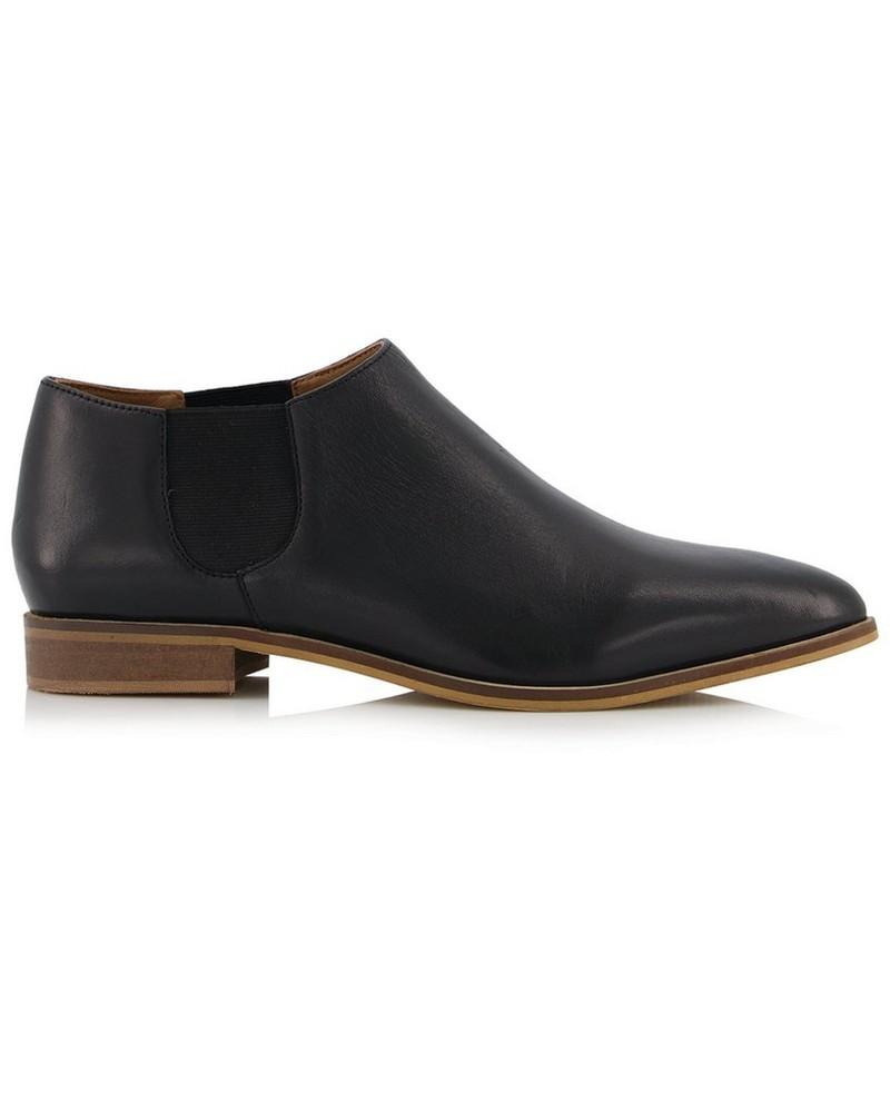 Tread + Miller Sage Shoe Ladies -  black
