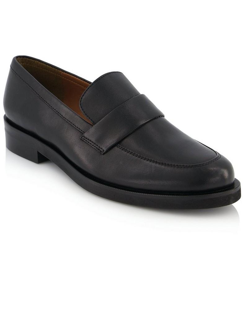 Monroe Ladies Shoe  -  black