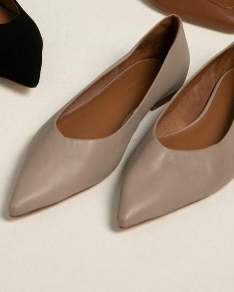 Tread + Miller Naomi Shoe Ladies -  grey