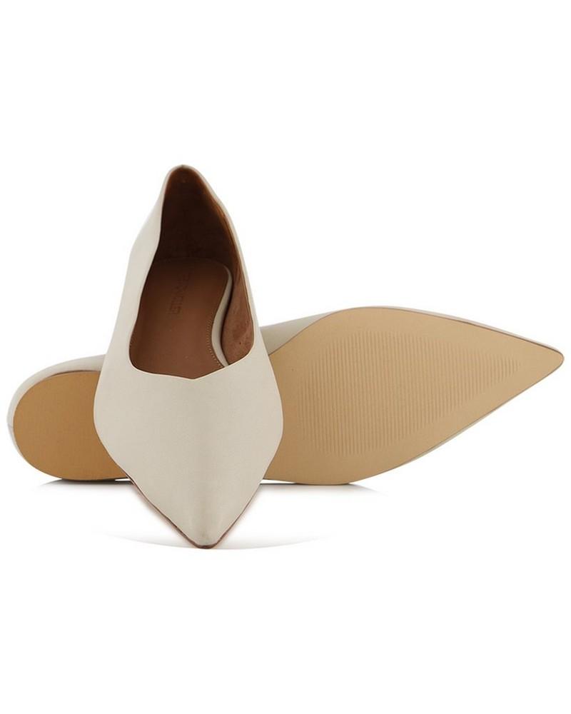 Tread + Miller Naomi Shoe Ladies -  bone