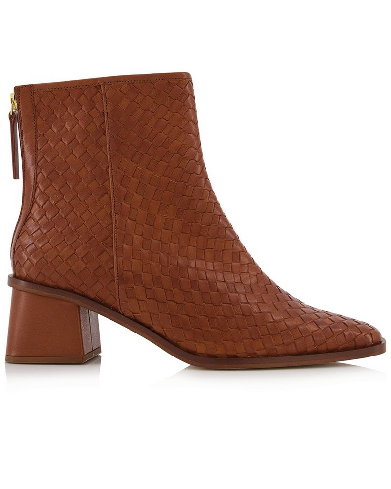 Tread and Miller Camila Boot Ladies -  tan