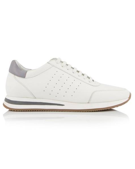 Tread & Miller Dylan Sneaker -  white