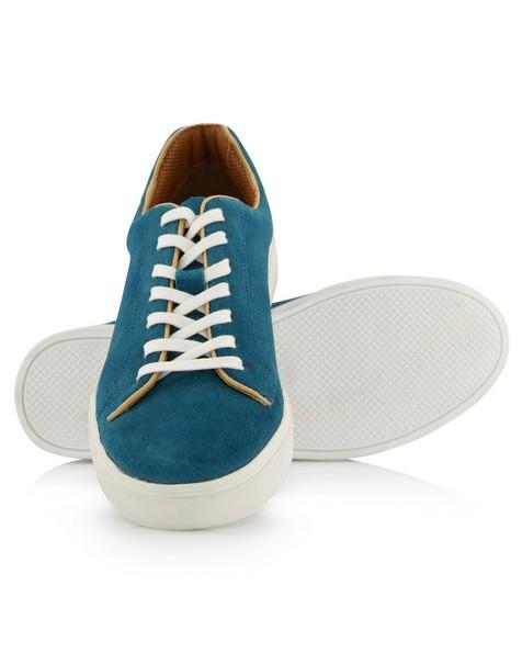 Tread & Miller Ryan Sneaker -  blue