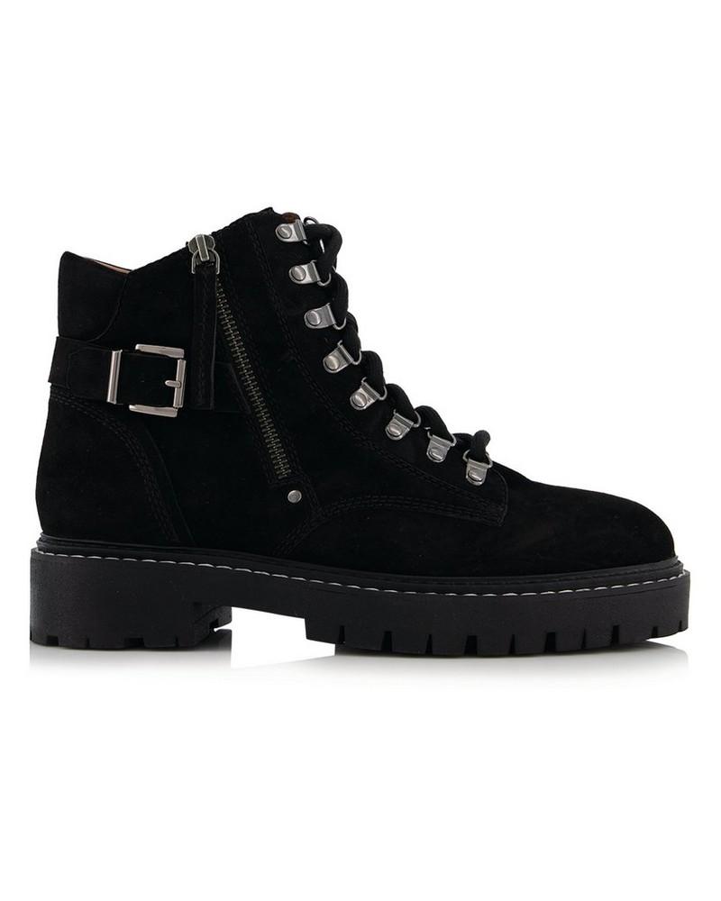 Tread + Miller Blade Boot Ladies -  black