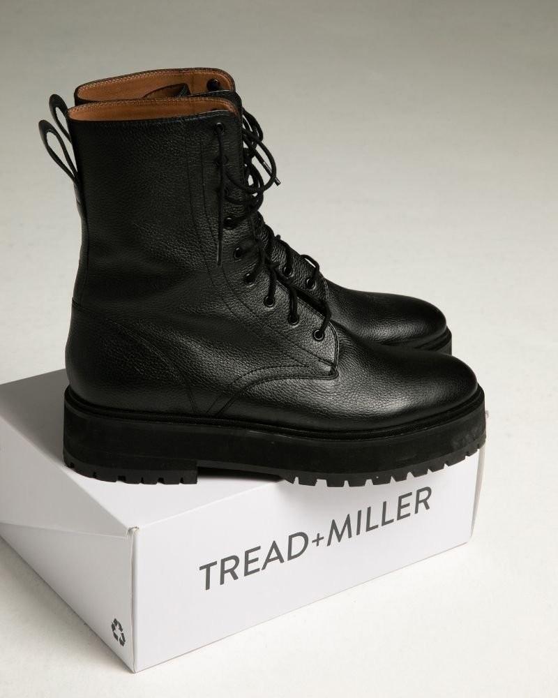 Tread + Miller Jamie Boot Ladies -  black