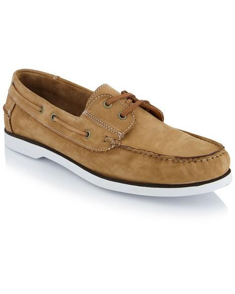 Arthur Jack Men's Noah Shoe -  brown