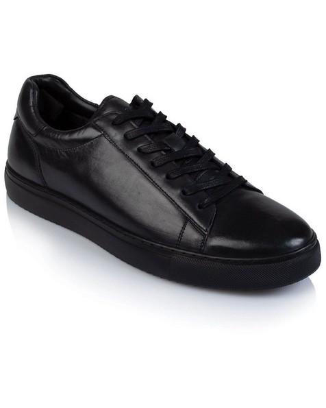Tread + Miller Stark Sneaker -  black