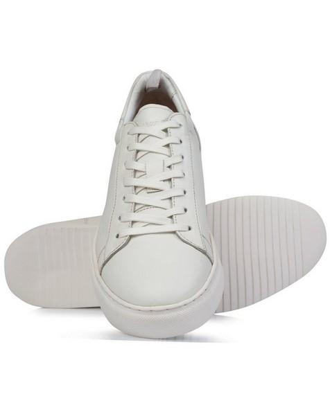 Tread + Miller Stark Sneaker -  white