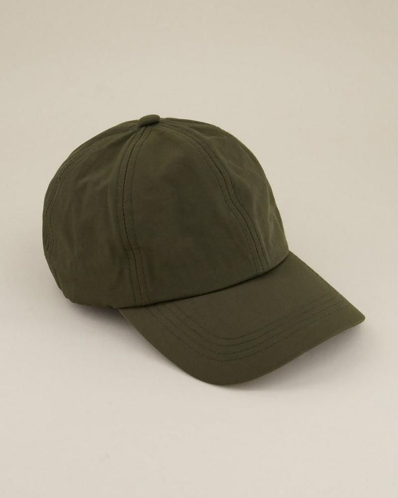 Axel Technical Peak Cap -  olive