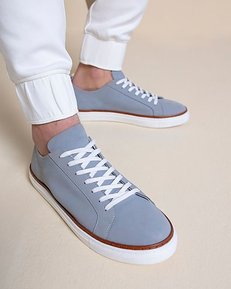 Men's Shane Sneaker -  blue