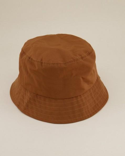 Kevin Clean Tech Bucket Hat -  brown