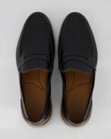 Democrata Men's Lina Flow Shoe -  black