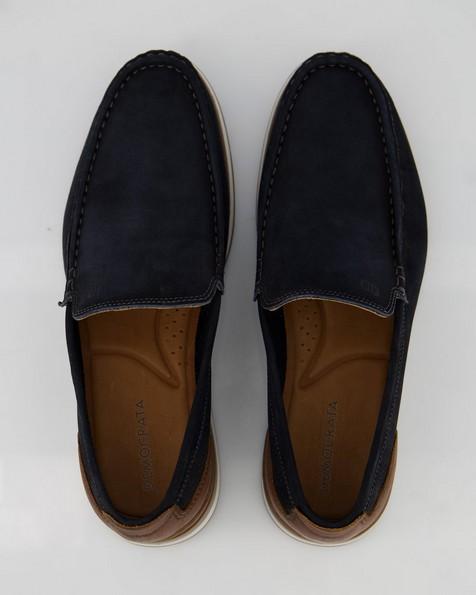 Democrata Men's Lina Flow Shoe -  navy